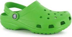 Crocs Detské sandále Feat - limetkovo zelenej, EUR 19/21