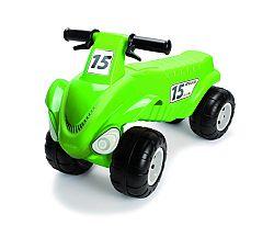 Dantoys Zelená motorka
