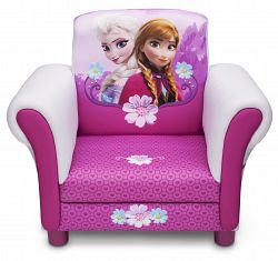 Delta Disney detské čalúnené kresielko Frozen