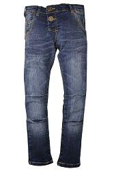 Dirkje Chlapčenské riflové nohavice - modré, 146 cm