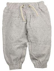Dirkje Detské tepláky - svetlo šedé, 116 cm