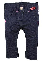 Dirkje Dievčenské bavlnené nohavice - modré, 98 cm