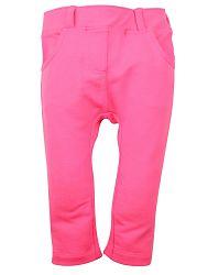 Dirkje Dievčenské nohavice - ružové, 116 cm
