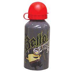 Disney ALU fľaša Mimoni, 400 ml