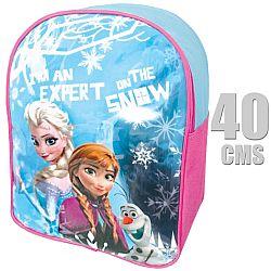 Disney Batoh Frozen, ružovo-modrý