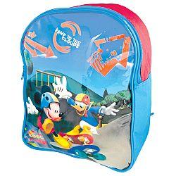 Disney Batoh Mickey Mouse - modro-červený