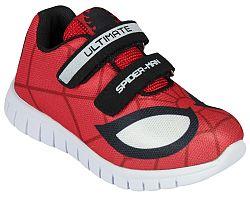 Disney Brand Chlapčenské tenisky Spiderman - červené, EUR 27
