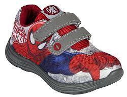 Disney Brand Chlapčenské tenisky Spiderman - šedo-červené, EUR 29