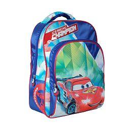 Disney Brand Chlapčenský batôžtek Cars - modrý