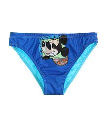 Disney Chlapčenské plavky Mickey Mouse - svetlo modré, 104 cm