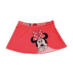 Disney Dievčenská sukňa Minnie - ružová, 4 roky