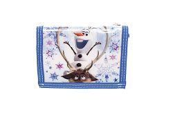 Disney Dievčenské peňaženka Frozen, bielo - modrá