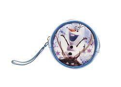 Disney Dievčenské peňaženka Frozen, bilo - modrá