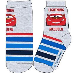 E plus M Chlapčenské ponožky Cars - šedé