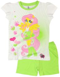 E plus M Dievčenské pyžamo Equestria Girls - zelené, 116 cm