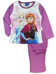 E plus M Dievčenské pyžamo Frozen - ružové, 116 cm