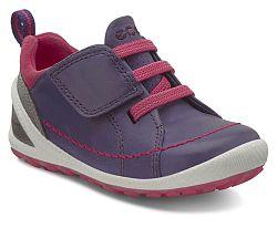 Ecco Dievčenské tenisky - fialové, EUR 21