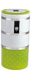 Eldom TM-123 Trojdielny ThermoBox, zelený