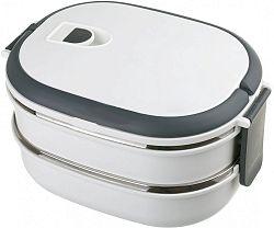 Eldom TM-150 Lunchbox dvojdielny, biely