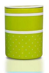 Eldom TM-155 Lunchbox dvojdielny, zelený