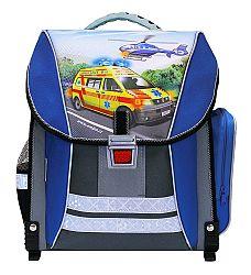 Emipo Chlapčenský školský batoh Záchranári