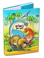 Emipo Dosky na zošity A4 Dinopark