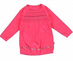 Fixoni Dievčenské ružová tunika, 62 cm