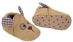 G-mini Detské topánočky Psík - béžové, EUR 20