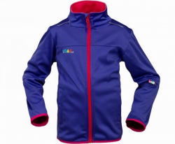 G-mini Dievčenská fialová bunda Maxo, 86 cm