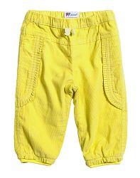 Gelati Žlté dievčenské menčestráčky, 62 cm