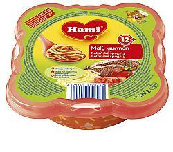 Hami Malý gurmán bolonské špagety 3x230g
