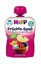 HiPP BIO Broskyne-Lesné ovocie 90g