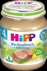 HiPP BIO Hovädzie mäso 6x125g