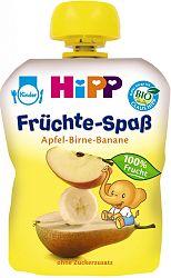 HiPP BIO Jablko-Hruška-Banán 90g