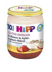 HiPP BIO Müsli, jahody a jogurt 6x160 g