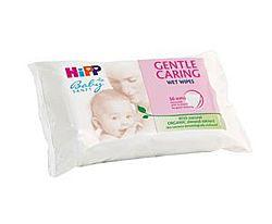 HiPP Detské čistiace vlhčené obrúsky 10ks