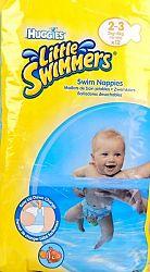 Huggies Little Swimmers 2-3 / 3-8 kg (12 ks)