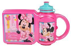 Jocca Súprava sendvič boxu a fľaše Disney Minnie