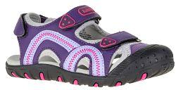Kamik Dievčenské sandále - fialové, EUR 32