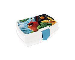 Karton P+P Box na desiatu - Angry Birds
