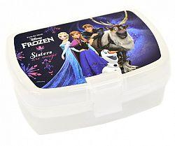 Karton P+P Box na desiatu - Frozen