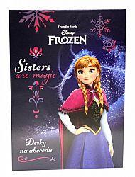 Karton P+P Dosky na abeceda - Frozen