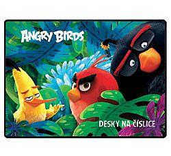 Karton P+P Dosky na číslice - Angry Birds