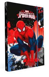 Karton P+P Dosky na zošity A4 - Spiderman