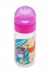 Keeeper Fľaštička Winnie the Pooh, 250 ml, svetlo ružová