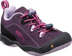 Keen Dievčenská športová obuv Jasper Jr - fialové, EUR 35