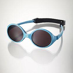 Ki ET LA Chlapčenské slnečné okuliare Diaboli(0-18 mesiacov) - modré