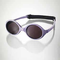 Ki ET LA Dievčenské slnečné okuliare diaboli (0-18 mesiacov) - svetlo fialovej