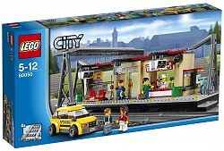 LEGO® City 60050 trains Vlaková stanica