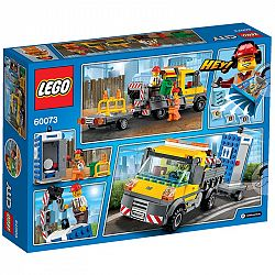 LEGO® City 60073 Demolition Servisný truck